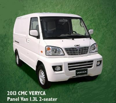 CMC PANEL VAN/ DELIVERY VAN