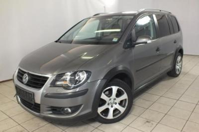 VW Touran Cross 2,0 TDI