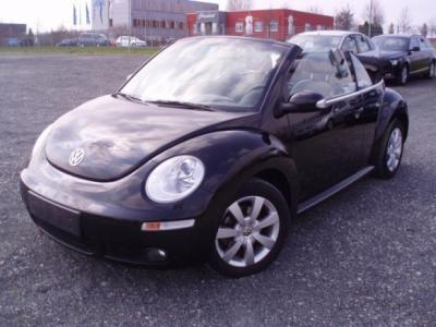 VW New Beetle 1,6 Cabrio