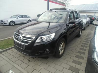VW Tiguan 2,0 TDI 4Motion Tiptronic Sport & Style